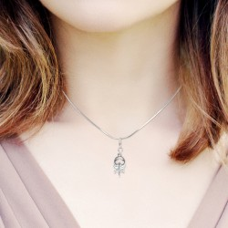Scorpion necklace zodiac...