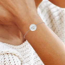 Bracelet Ma bonne étoile...