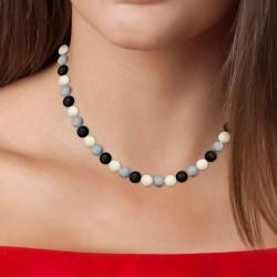 Collar BR01 decorado con...