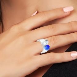 Ring size 56 BR01 adorned...