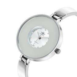 Evy watch adorned with...