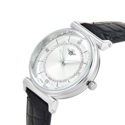 Ilona watch adorned with...