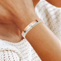 Lot de 3 bracelets ornés de...