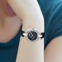 Charlize watch adorned with...