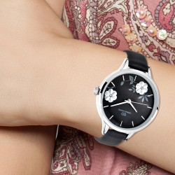 Dalia watch adorned with...