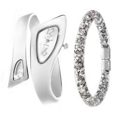 Silver BR01 BR01 watch box...