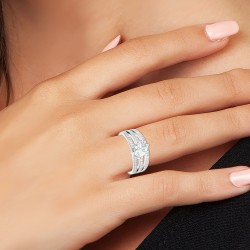 Misura dell'anello 54 BR01...
