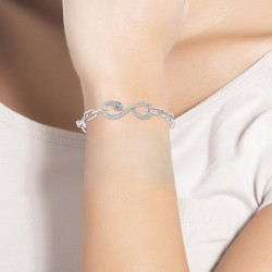 BR01 bracelet adorned with...