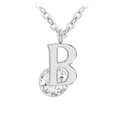 Collier alphabet lettre B...