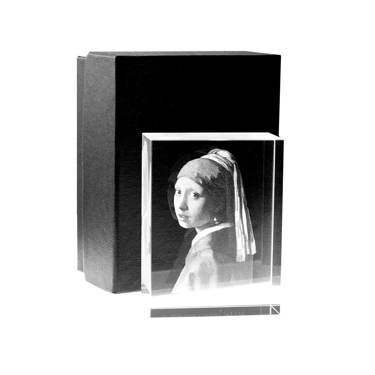 Presse papier La jeune fille à la perle de Johannes Vermeer