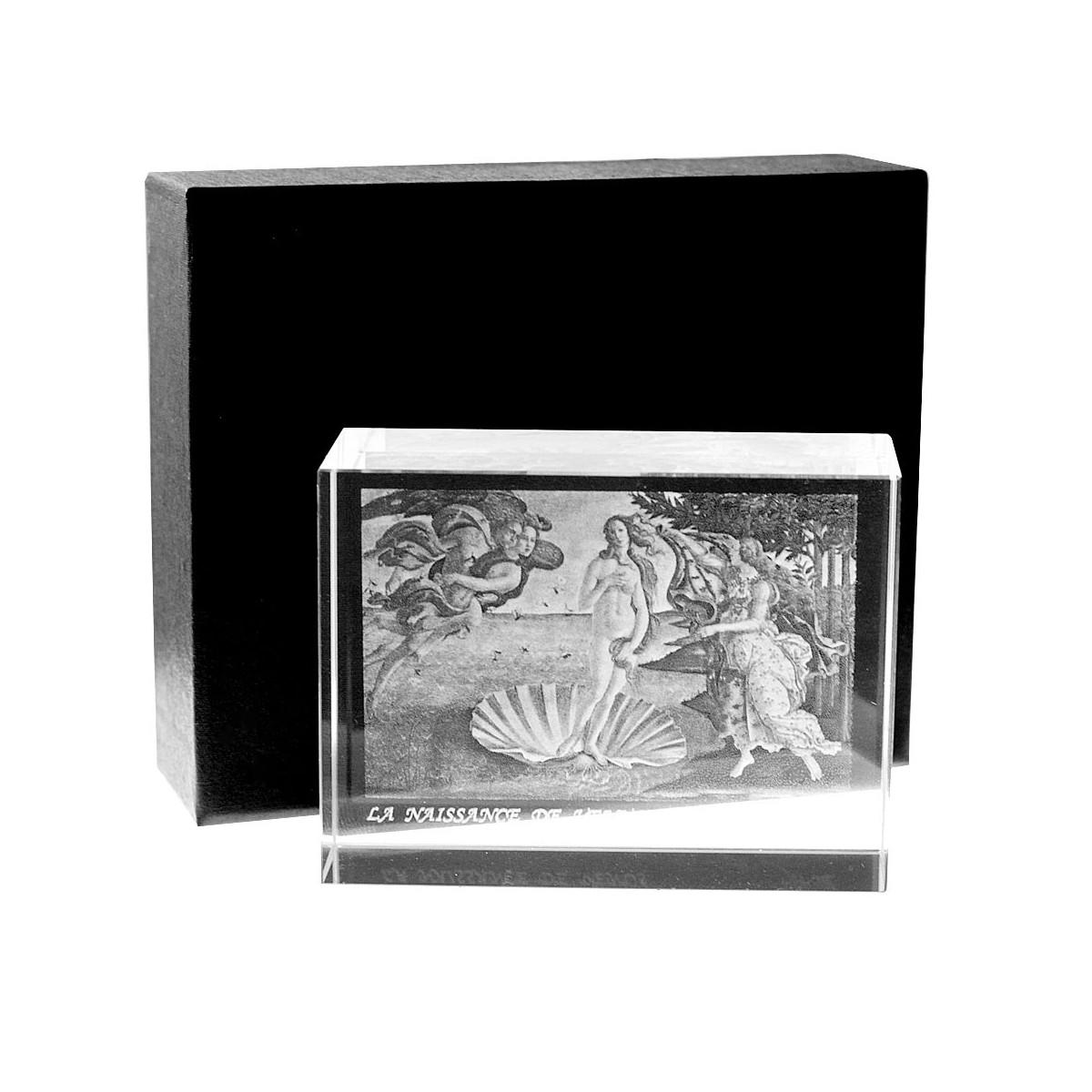 Presse papier La naissance de Vénus de Botticelli