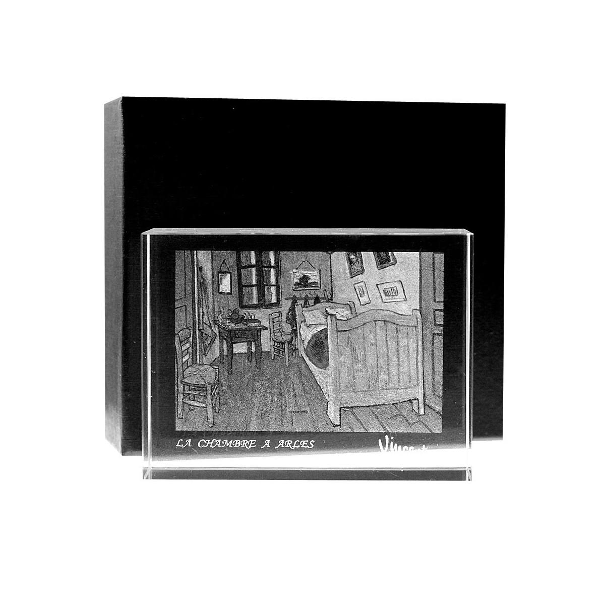 Presse papier La Chambre de Van Gogh à Arles