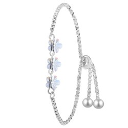 Silver bracelet BR01...