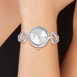 Reloj de plata Maeva BR01...