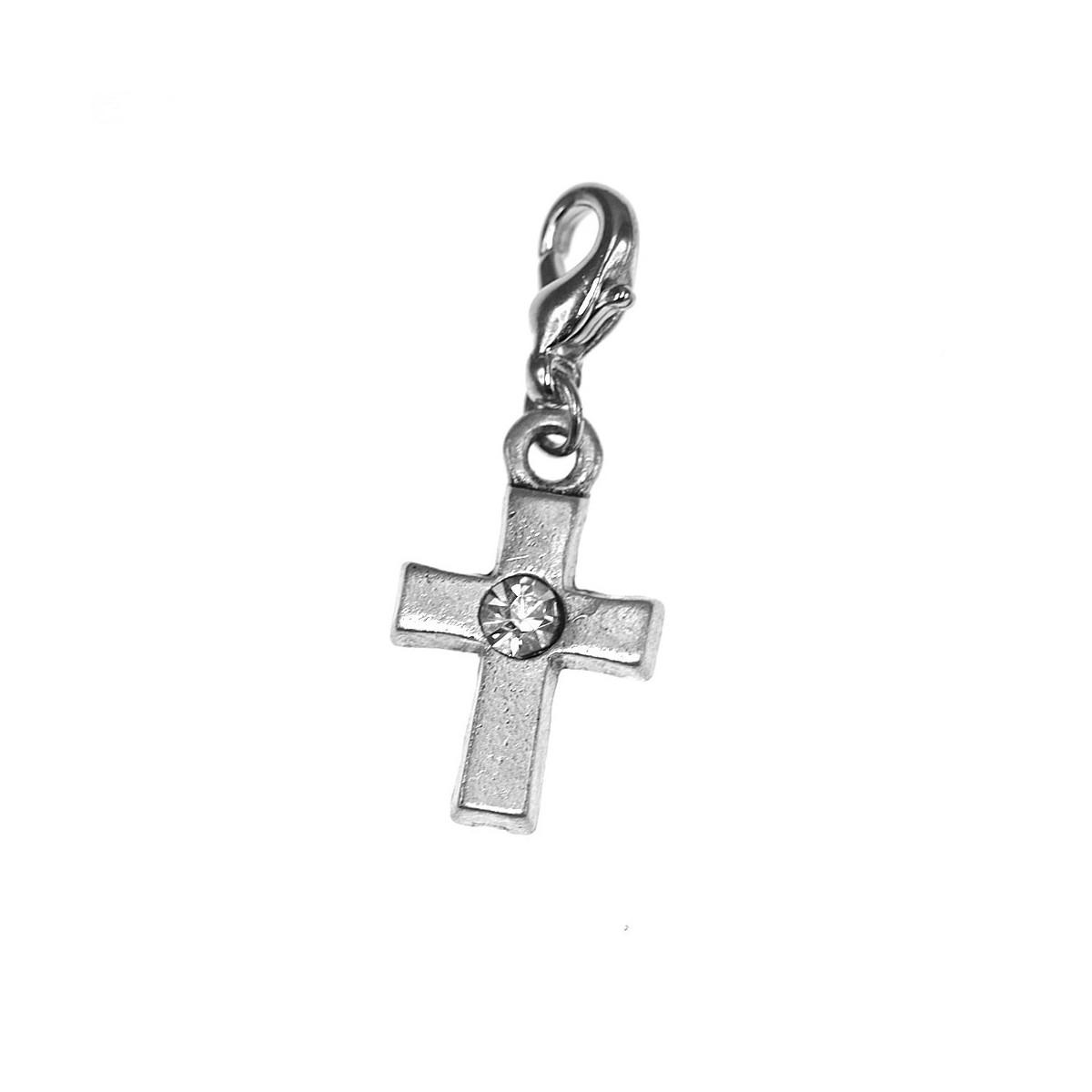 Breloque charm croix So Charm