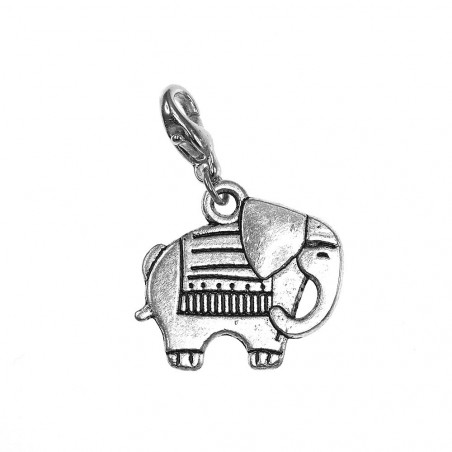 Breloque charm éléphant So Charm