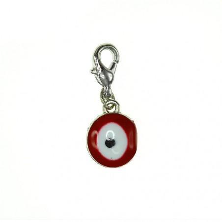 Breloque charm oeil rouge So Charm