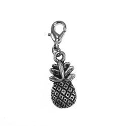 Breloque charm ananas