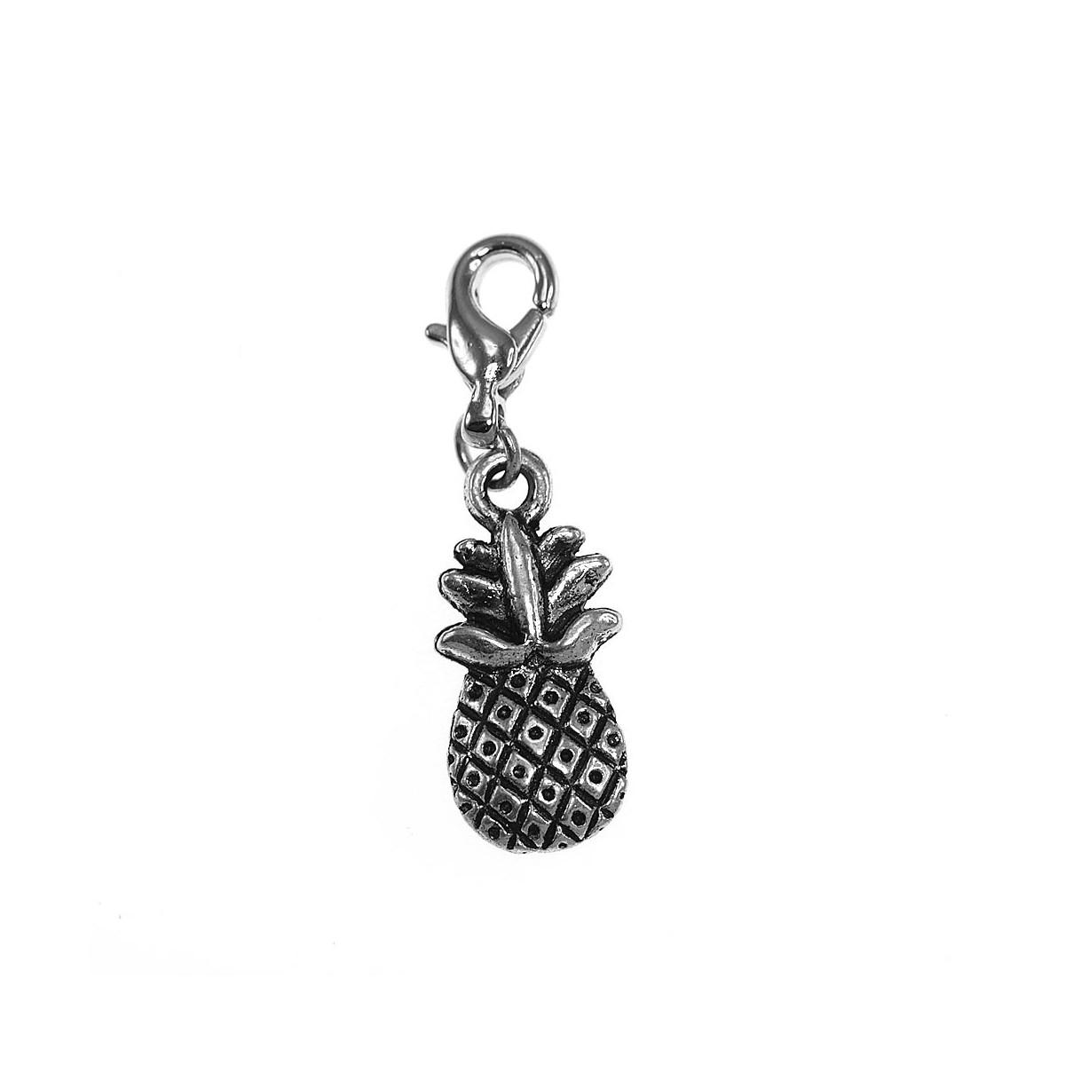 Breloque charm ananas So Charm