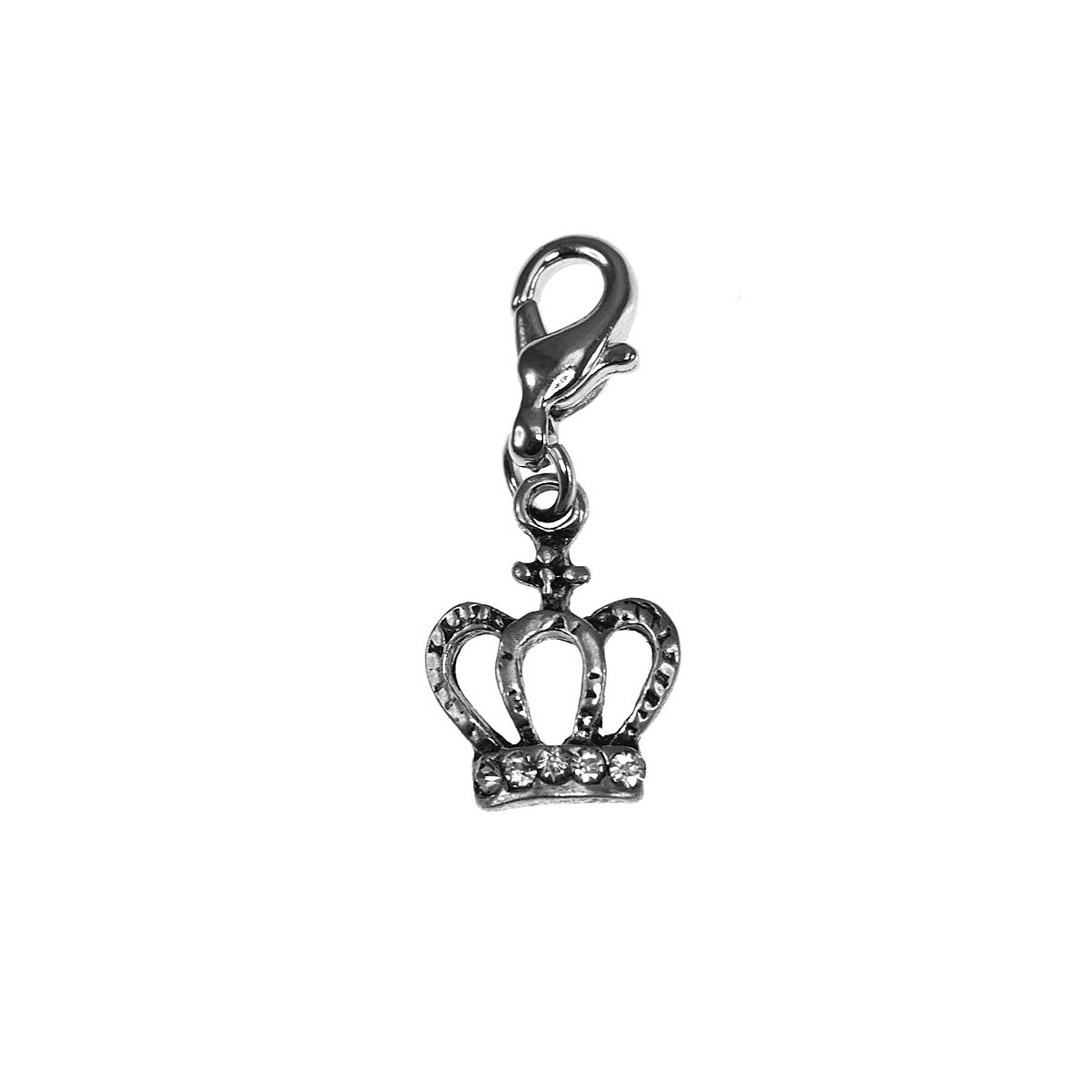 Breloque charm couronne So Charm