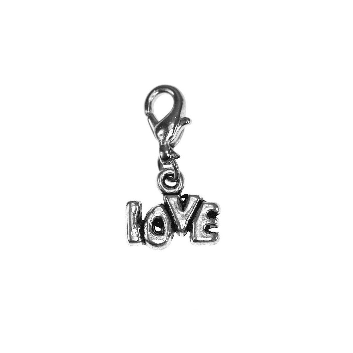 Breloque charm love So Charm