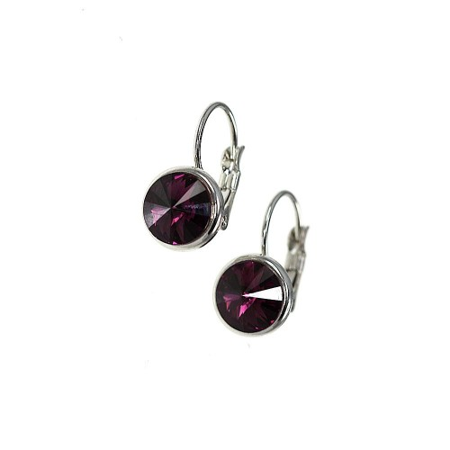Boucles d'oreilles So Charm made with crystal from Swarovski