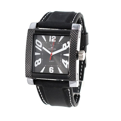 Montre quartz bracelet silicone