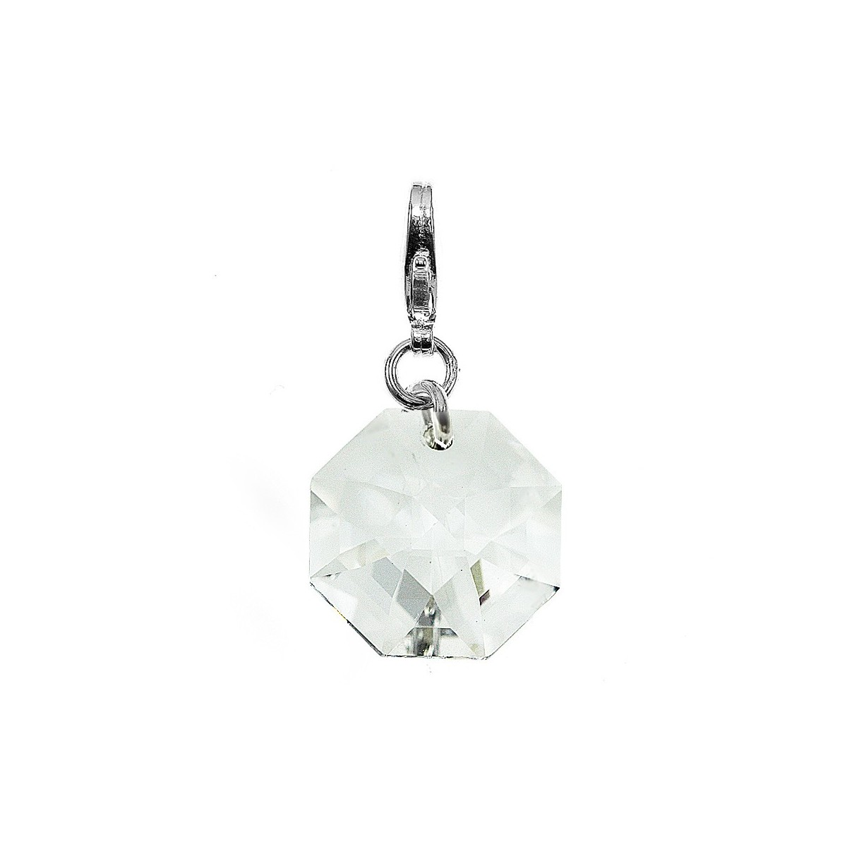 Charm made with Crystal from Swarovski par So Charm