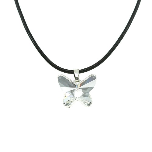 Collier papillon So Charm made with crystal from Swarovski