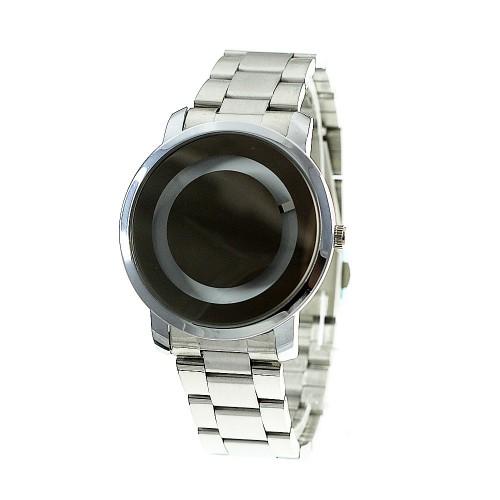 Montre mode pour homme bracelet métal
