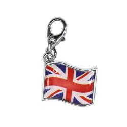 Charm drapeau anglais BR01