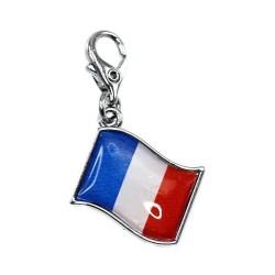 Charm drapeau français BR01