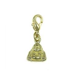 Breloque charm Bouddha doré...