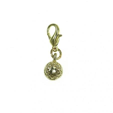 Breloque charm perle dorée So Charm