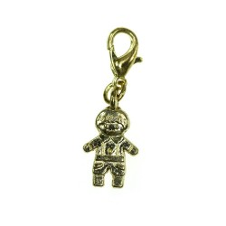 BR01 golden child charm charm
