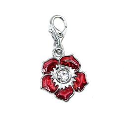 BR01 fiore rosso BR01