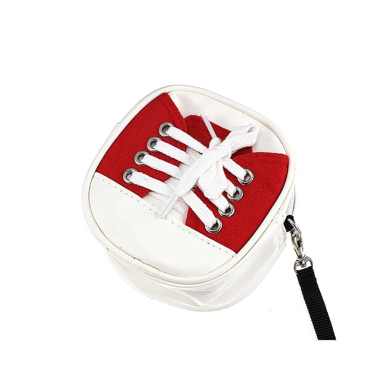Set cirage pochette chaussure rouge