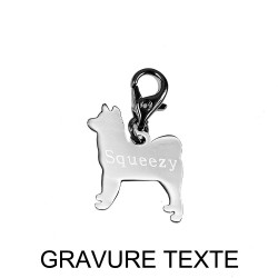 Dog BR01 to engrave
