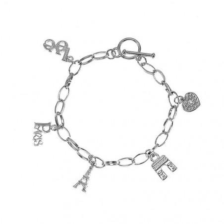 Bracelet Tour Eiffel et monuments