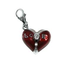 BR01 cuore rosso BR01