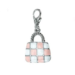 SoCharm pink and white SoCharm
