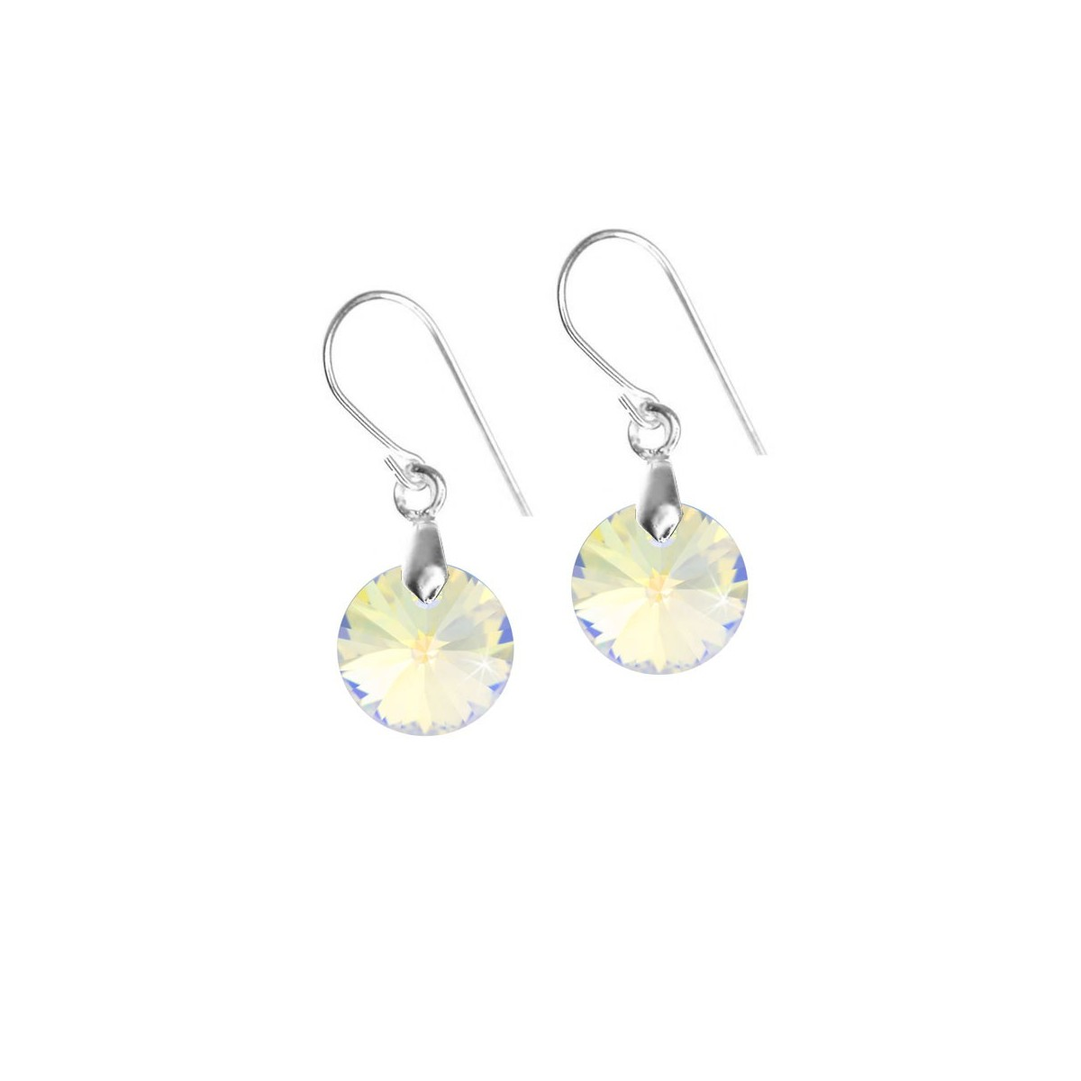 BS121-SE004-IRIS Boucles d'oreilles So Charm made with crystal from Swarovski irisé