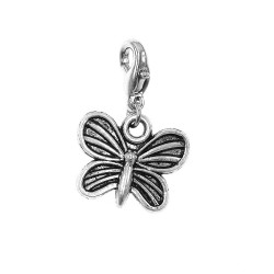 Breloque charm papillon So...