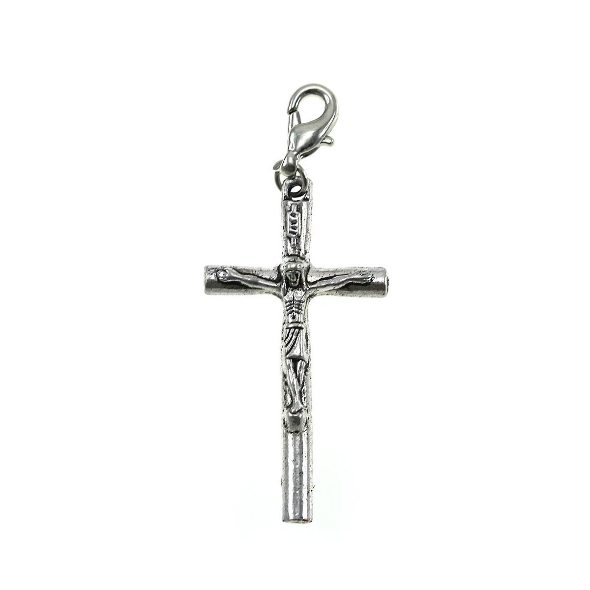 Breloque charm croix de Jesus So Charm