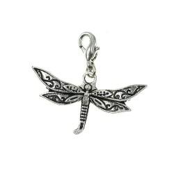 BR01 dragonfly charm charm