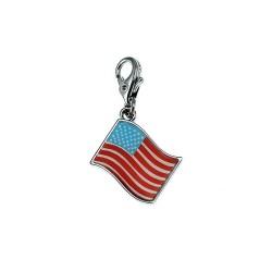 Charm drapeau américain So...