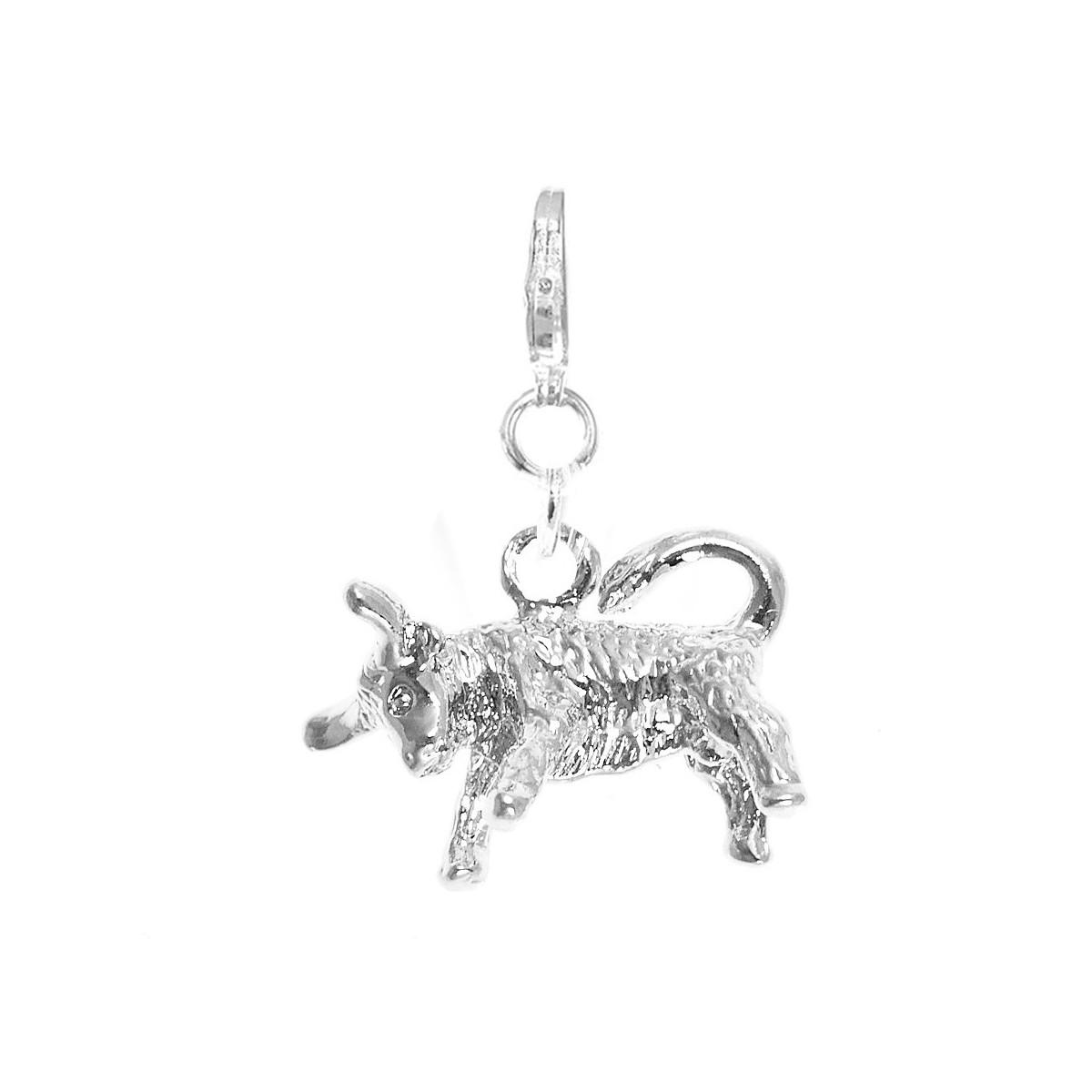 Charm taureau signe du zodiaque So Charm