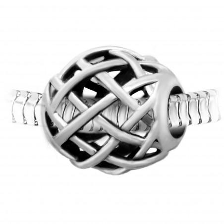 Charm perle acier par So Charm