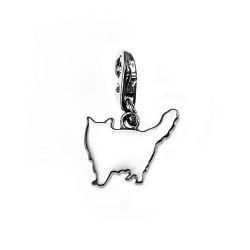 Charm chat BR01 à graver