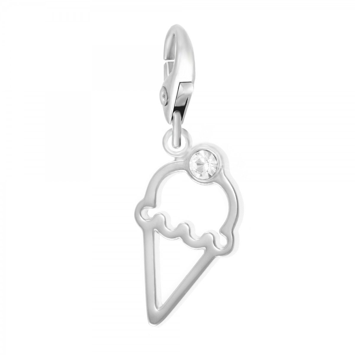 Charm Glace So Charm made with Crystal from Swarovski
